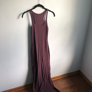 lululemon Refresh Maxi Dress size 2